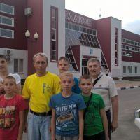 УТС по Киокусинкай каратэ в г.Нововоронеж.